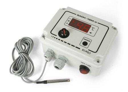 Milk cooler controller Sach-12M-o